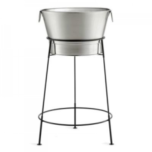 Beverage Tub With Tall Stand
