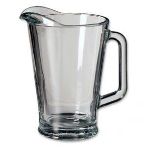 Glass Pitcher 64 Oz