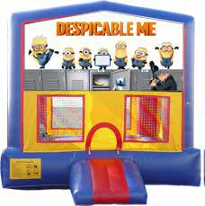 Despicable Me Bounce House