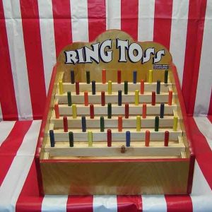 Ringtoss Game