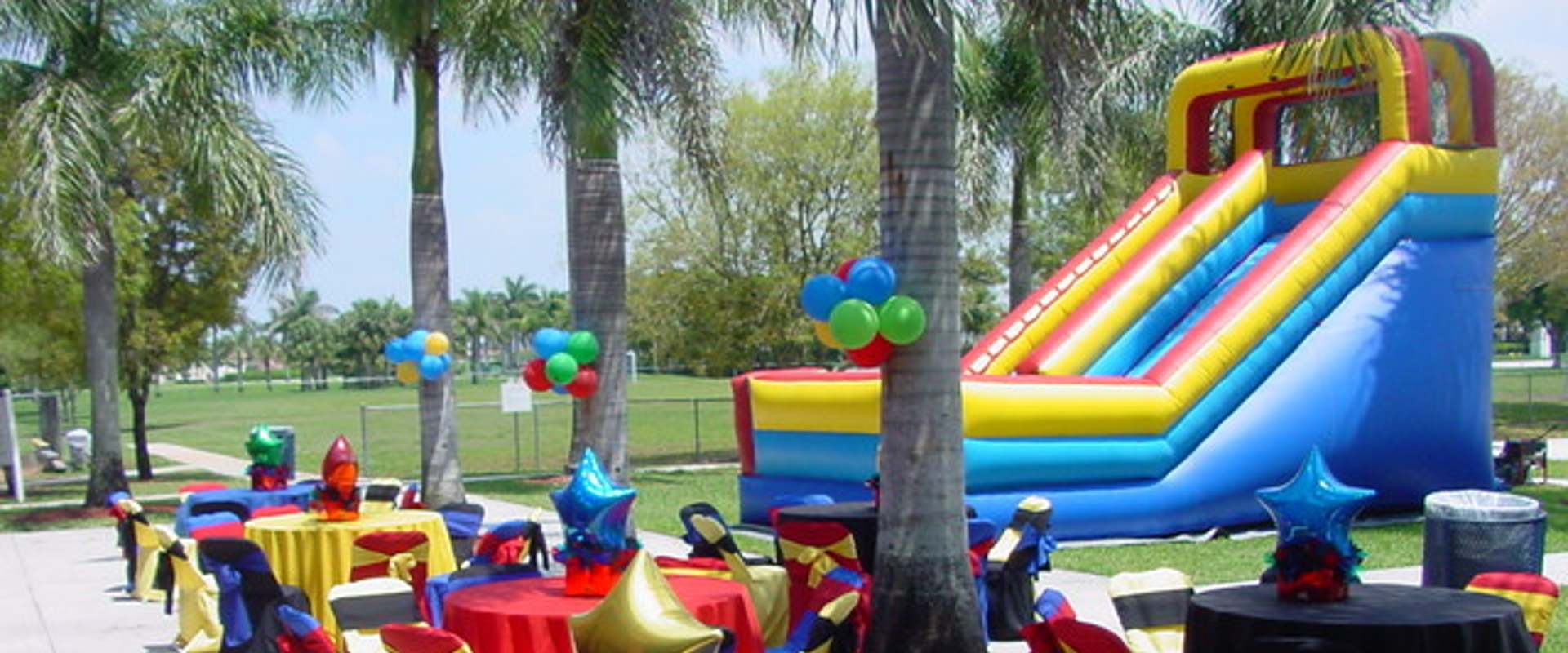 Swell Bounce House Water Slide Rentals In Pensacola Kids Party Home Interior And Landscaping Ologienasavecom