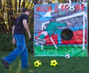 Soccer Party Game